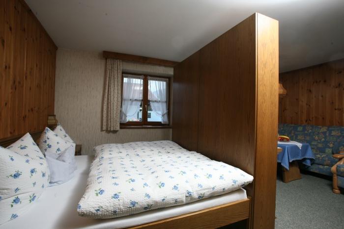 Ferienwohnung Gipfelblick | Schlafzimmer