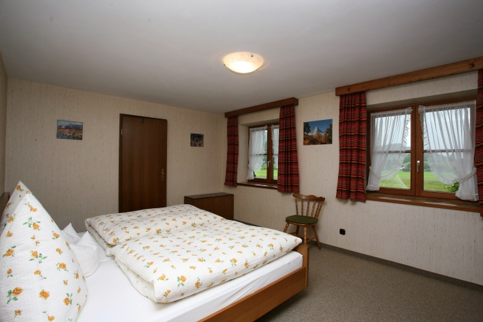 Ferienwohnung Alpenrose | Schlafzimmer